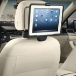 iPad Air Holder For SEAT Head Rest Attachment System