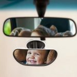 Child Safety Interior Rear View Mirror