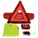 SEAT Safety Kit  (First Aid Kit, Warning Triangle, Vest, Torch)