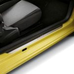 SEAT Mii  Side Sills Ptotectors – Stainless Steel Styling