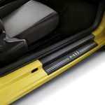 SEAT Mii  3 Door Model Side Protection Sill Foils – Featuring Mii Logo