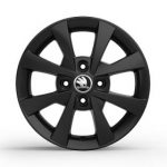 Skoda Citigo Apus 14″Alloy – Black