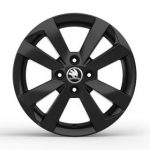 Skoda Citigo Auriga 15″ Alloy – Black