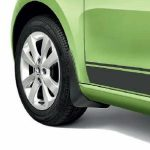 Skoda Citigo Set 4 Mudflaps