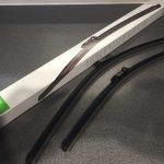 Skoda Superb II Front Wiper Blades