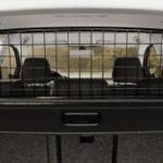 Skoda Superb II Estate Dog Guard / Luggage Partition