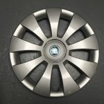 Skoda Hub Caps For Steel wheels 16″ Set 4 (Genuine Skoda)