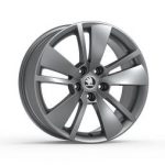 Skoda Superb III Zenith 18″ Alloy Wheel – Anthracite