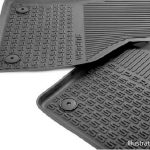 Skoda Superb III Set 4 Rubber Mats