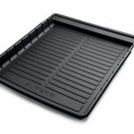 Skoda Superb III Estate Plastic Boot Tray
