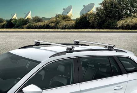 Skoda Superb III Estate Roof Bars - for vehicles with roof ...