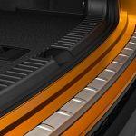 SEAT Ateca Rear Bumper Protector – Silver