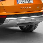 SEAT Ateca Rear Bumper Off Road Styling  Trim – No Visable Exhaust