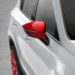 SEAT Ateca Mirror Caps – Emotion Red