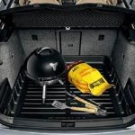 Skoda Octavia III Hatch Plastic Boot Tray