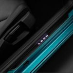 SEAT Leon illuminated  Sill Guards / Protection  Fits 5 Door / ST