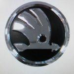 Skoda Fabia III Front Bonnet Badge
