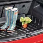 Skoda Rapid Spaceback Plastic Boot Tray