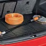 Skoda Rapid Spaceback Rubber boot mat