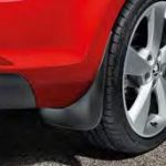 Skoda Rapid Spaceback Rear Mudflaps