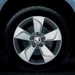 Skoda Yeti Sport Nevis Alloy Wheel    Silver  16″