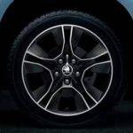 Skoda Yeti Sport  Alloy Wheel  Blossom  Schwarz 17″