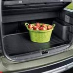 Skoda Yeti Double Sided Rubber Bootliner- Vehicles without Raised Boot Floor