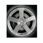 SEAT Ibiza 17″ 5 Spoke  Alloy Wheel