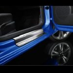 SEAT Ibiza 5dr Stainless Steel Sill Guards / Protection