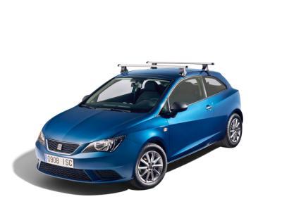 Seat Ibiza Sc 3door Hatch Roof Rack Bars Caffyns Seat