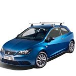 SEAT Ibiza 5 door Hatch Roof Rack Bars