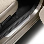 SEAT Toledo Stainless Steel Door Sill Protection Strips