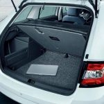 Skoda Fabia III Estate Raised Boot Floor