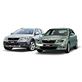 Skoda Octavia II Parts & Accessories