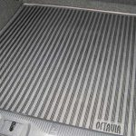 Skoda Octavia II Hatch Rubber Load Liner
