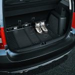 Skoda Yeti  Rubber Mat  Boot Liner – Vehicles Without Raised Boot Floor