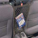 Front Seat Storage Net