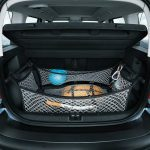 Skoda Yeti 5 Piece Netting System – For Cars Without False Boot Floor