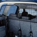 Skoda Roomster Dog Guard / Luggage Partition
