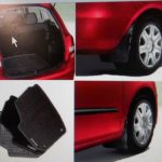 Skoda Fabia II Hatch Protection Pack ( Mats, Mudflaps, Boot Mat )