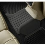 Skoda Karoq Rubber Tunnel Mat
