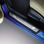 Skoda Roomster Door Sill Covers