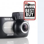 Nextbase 312GW Dash Cam & Go Pack (includes Case & SD Card)