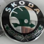 Skoda Fabia Mk1 Estate Model Rear Badge