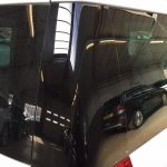 Skoda Yeti R/H  Rear Black Light Trim