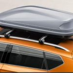 SEAT Grey Roof Box  450L