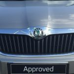 Skoda Yeti Mk1 Front Grill   Chrome Surround