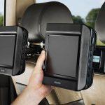 Nextbase Click 9 Lite Duo  9″ Twin Portable DVD Player
