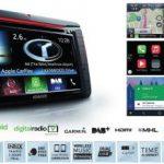 SEAT / Kenwood DNX518 DAB Multimedia System