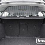 Skoda Superb III Estate Easy Fit Dog Guard / Luggage Partition